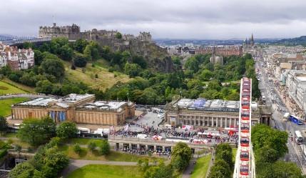 Edinburgh Work Experience